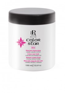 RR Color Star  Mask 1000ml maska do farbowanych