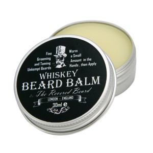 WHISKEY Beard Balm 30 ml - balsam do brody