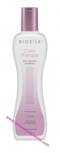 BIOSILK Color Therapy Cool Blonde Szampon 355ml