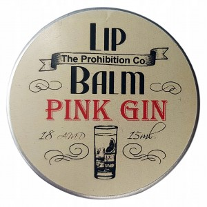 BALSAM DO UST DRINK PINK GIN 15g MASŁO SHEA WIT E
