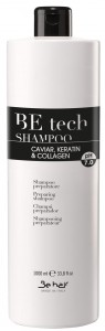 BE Tech Shampoo 1000ml ph 7.0