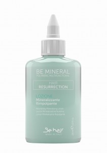 Be Color Mineral Lotion odbudowujący 150ml