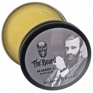 THE BEARD M.MANU L. BALSAM DO BRODY ŚWIEŻY CYTRUS