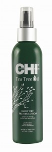 CHI Tea Tree Oil Blow Dry Primer Lotion 177 ml