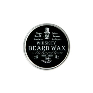 WHISKEY Beard WAX 15 ml - wosk do brody i wąsów