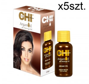 CHI Argan Oil Olejek 15ml x5szt.