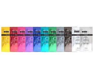 Be Color Crazy 12 minute 30ml farba toner w żelu 12szt.