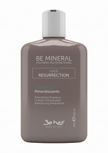 Be Color Mineral Szampon mineralny 250ml