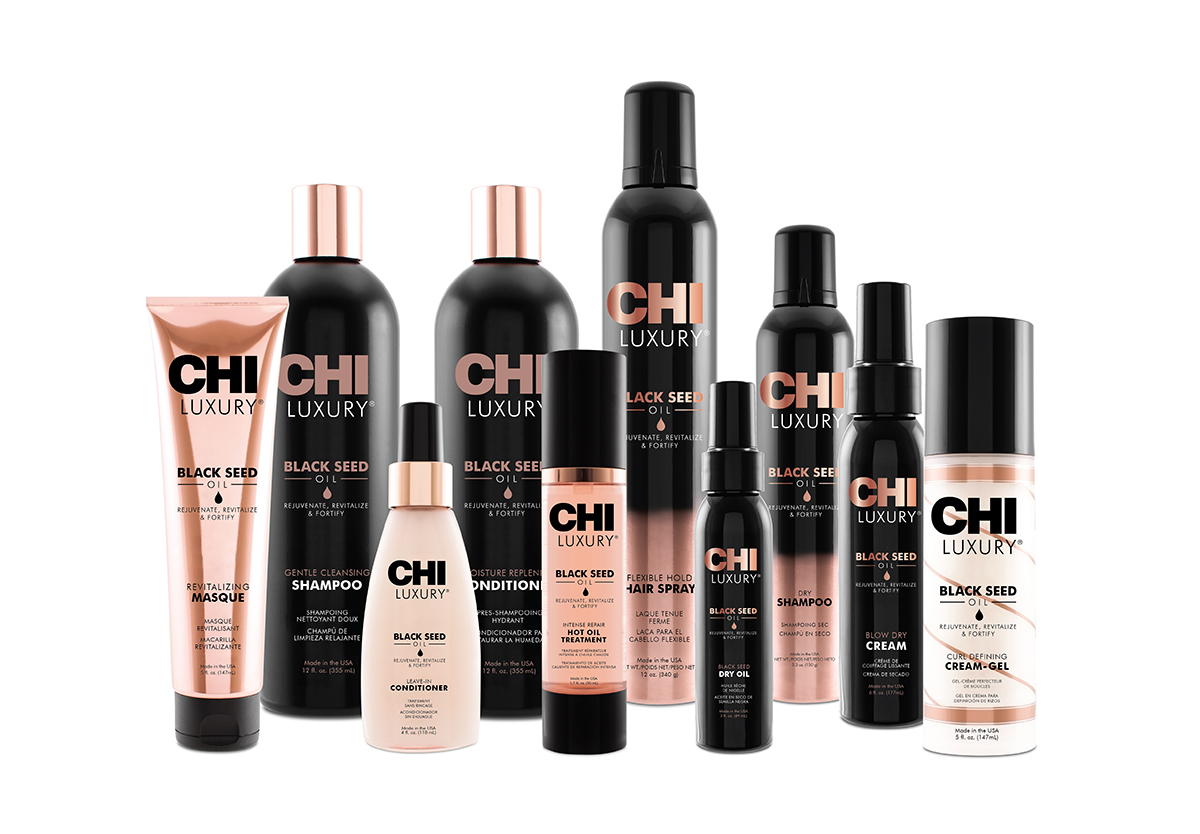 CHI Luxury Black Seed Oil
